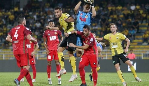 Perak Hadapi Tugas Getir Kekalkan Kedudukan Liga