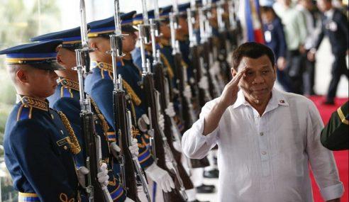 Filipina Siasat Ahli Politik Dibunuh