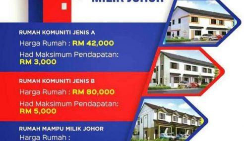 Kerajaan Johor Tak Pernah Lantik Ejen RMMJ