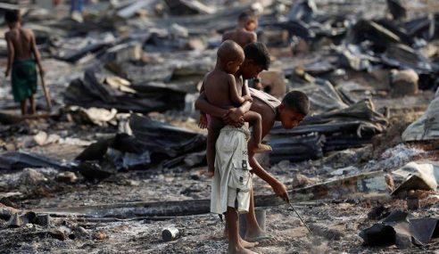 Etnik Rohingya Mahu Jaminan