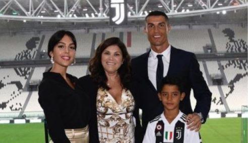 Ini Kata Ibu Ronaldo Selepas Pindah Ke Juventus