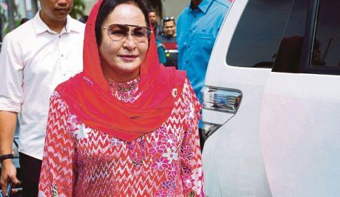Penetapan Tarikh Kes Saman Rosmah Dijangka Hari Ini