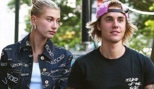 Bieber Bertunang Anak Aktor Baldwin