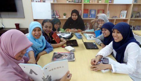 Demam K-Pop Naik Pelajaran Bahasa Korea