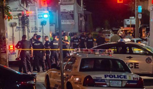 Tembakan Di Toronto Tiada Kaitan Dengan Daesh