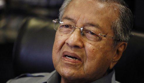 Mahathir Tekankan Pentingnya Tahap Pencapaian Tinggi