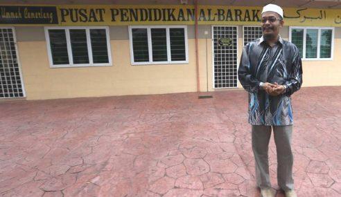 Ceramah Disekat, Ustaz Kazim Jual Pusat Tahfiz