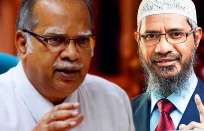 Minta Rakyat Desak Debat Dr. Zakir Vs Ramasamy