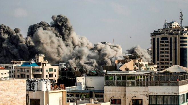 """""""Serangan Terburuk Di Gaza Sejak 2014"""""""