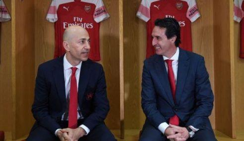 Gazidis Bakal Tinggalkan Arsenal, Sertai AC Milan