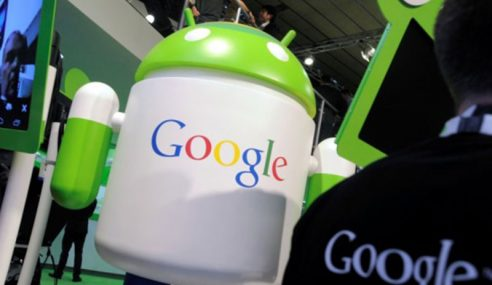 Google Didenda RM20 Bilion Guna Android Secara Haram