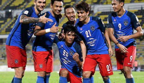 JDT Kukuh Di Persada Liga Super