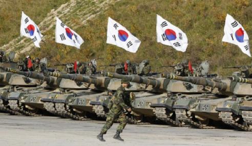 Seoul Longgar Pemeriksaan Di Zon Bebas Tentera