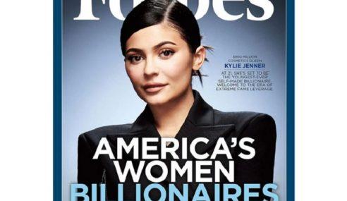 Kylie Jenner Bakal Bilionair Muda