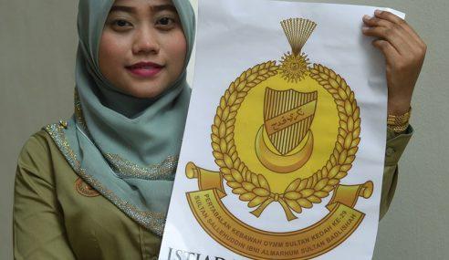 Mukhriz Lancar Logo Dan Kembara Pertabalan Sultan Kedah