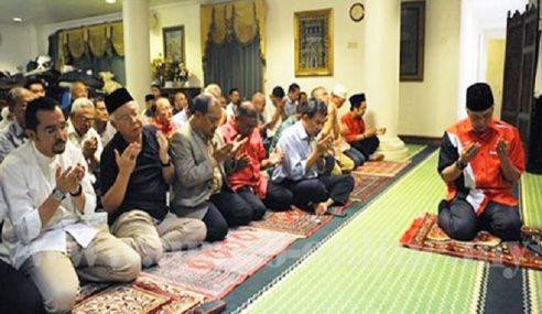 Najib Tersentuh Lihat Sokongan Rakyat
