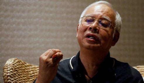 Tumpah Darah Pasca PRU-14 Bukan Hajat Najib