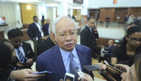 Ganti Pendapatan Yang Hilang – Najib