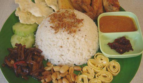 Nasi Uduk 'Kembar' Nasi Lemak Di Indonesia