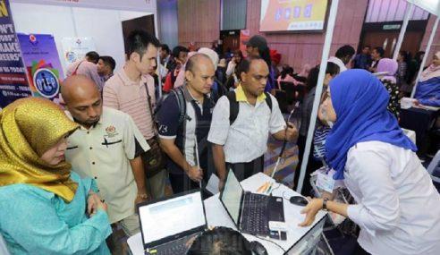 Pesta Kerjaya OKU 2018 Di Ipoh Tawar 200 Peluang Pekerjaan