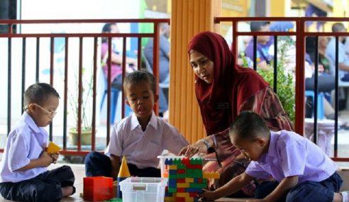 Perlu Ramai Guru Pendidikan Khas
