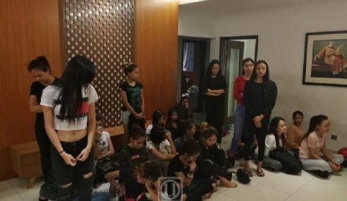 Polis Gempur Pesta Dadah Dan Seks Remaja