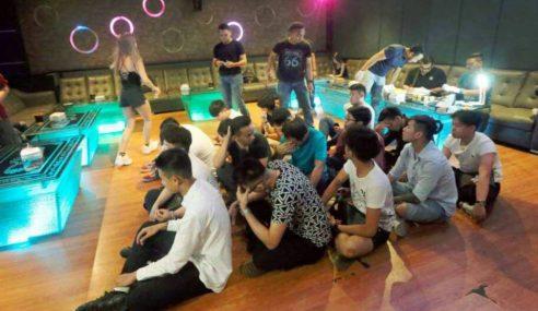 Pusat Karaoke Lubuk Remaja Lalok