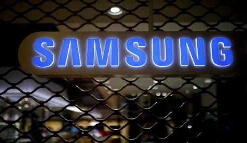 Untung Bersih Samsung Susut