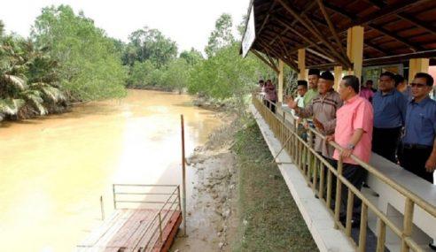 TNB Pulihara Kelip-Kelip Sungai Timun