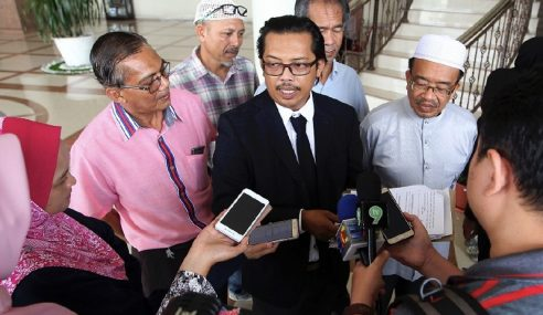Saman Fitnah Phahrolrazi Selesai Secara Mediasi
