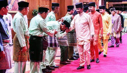 Brunei Perkasa Sistem Beraja Daulat Islam