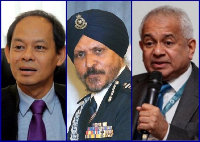 Najib Saman Shukri, Amar, Tommy