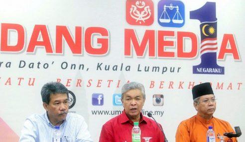 UMNO Lantik Tengku Razaleigh Penasihat Parti