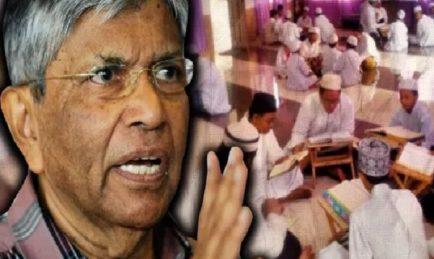 Zam Biadab Cadang Tutup Sekolah Tahfiz