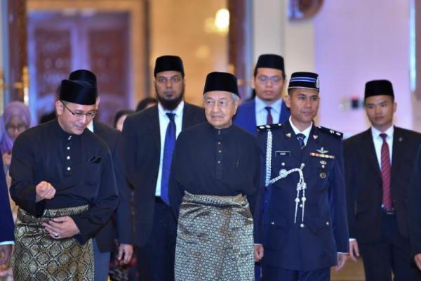 Janji Had PM Dua Penggal Ditangguh – Mahathir