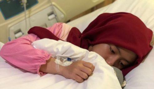 Bapa Kesal Spekulasi Mia Sara Masuk Hospital