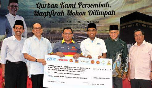 Tarif Air Selangor, KL Dan Putrajaya Tidak Naik