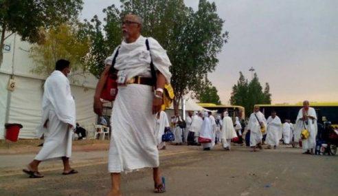 Semua Jemaah Haji Malaysia Selamat Di Arafah