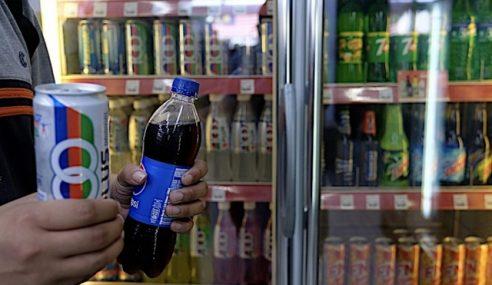 Cadangan Cukai Minuman Soda Akan Diteruskan