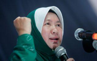 Dr Halimah Akan Letak Jawatan Di PPAS