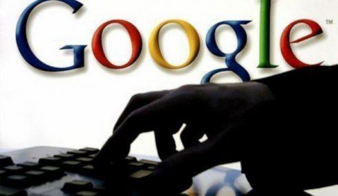 Google Sekat Lebih 60 Akaun Dikaitkan Iran