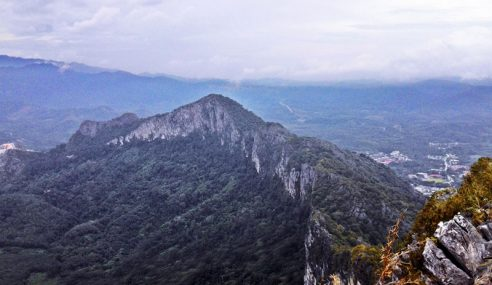 Gunung Pulai Ada Potensi Jadi Destinasi Pelancongan