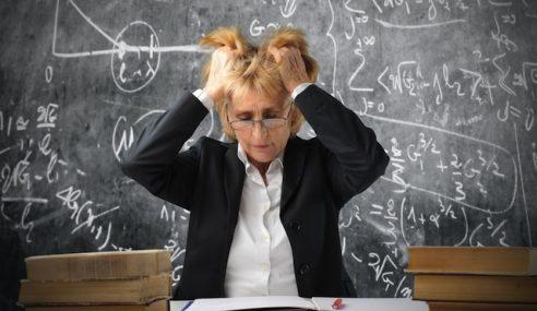 Kajian Dapati 4.4% Guru Alami Stres