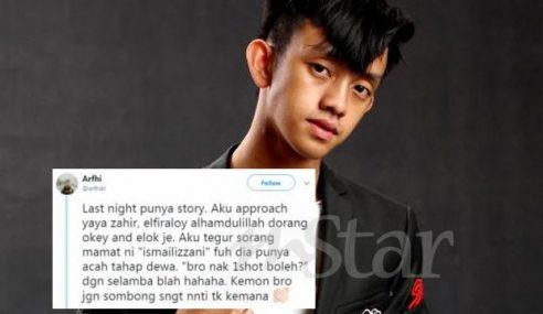 Sombong 'Tahap Dewa'? Ismail Izzani Tak Kisah