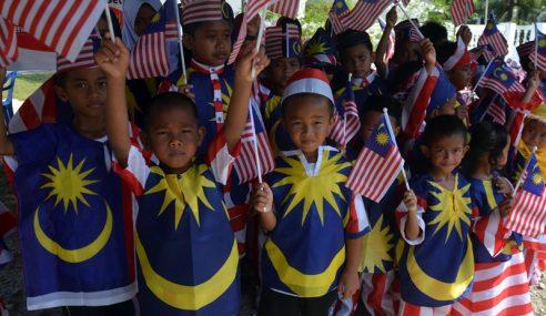 Murid Sanggup Habiskan RM100 Untuk Beli Bendera