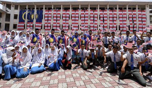 Pelajar SMK Seri Nilam Hasilkan Jalur Gemilang Gergasi