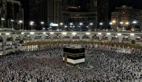 Jemaah Haji Mula Pulang Esok