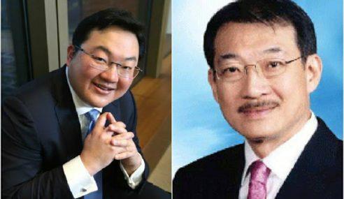 Mahkamah Keluar Waran Tangkap Jho Low, Bapa