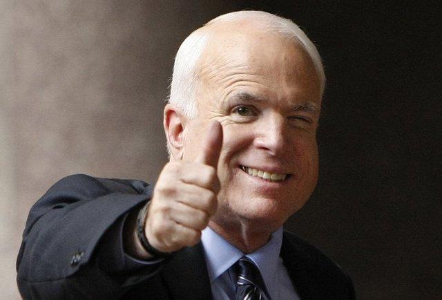 John McCain Meninggal Dunia