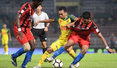 Kedah Azam Baiki Kedudukan Dalam Carta Liga